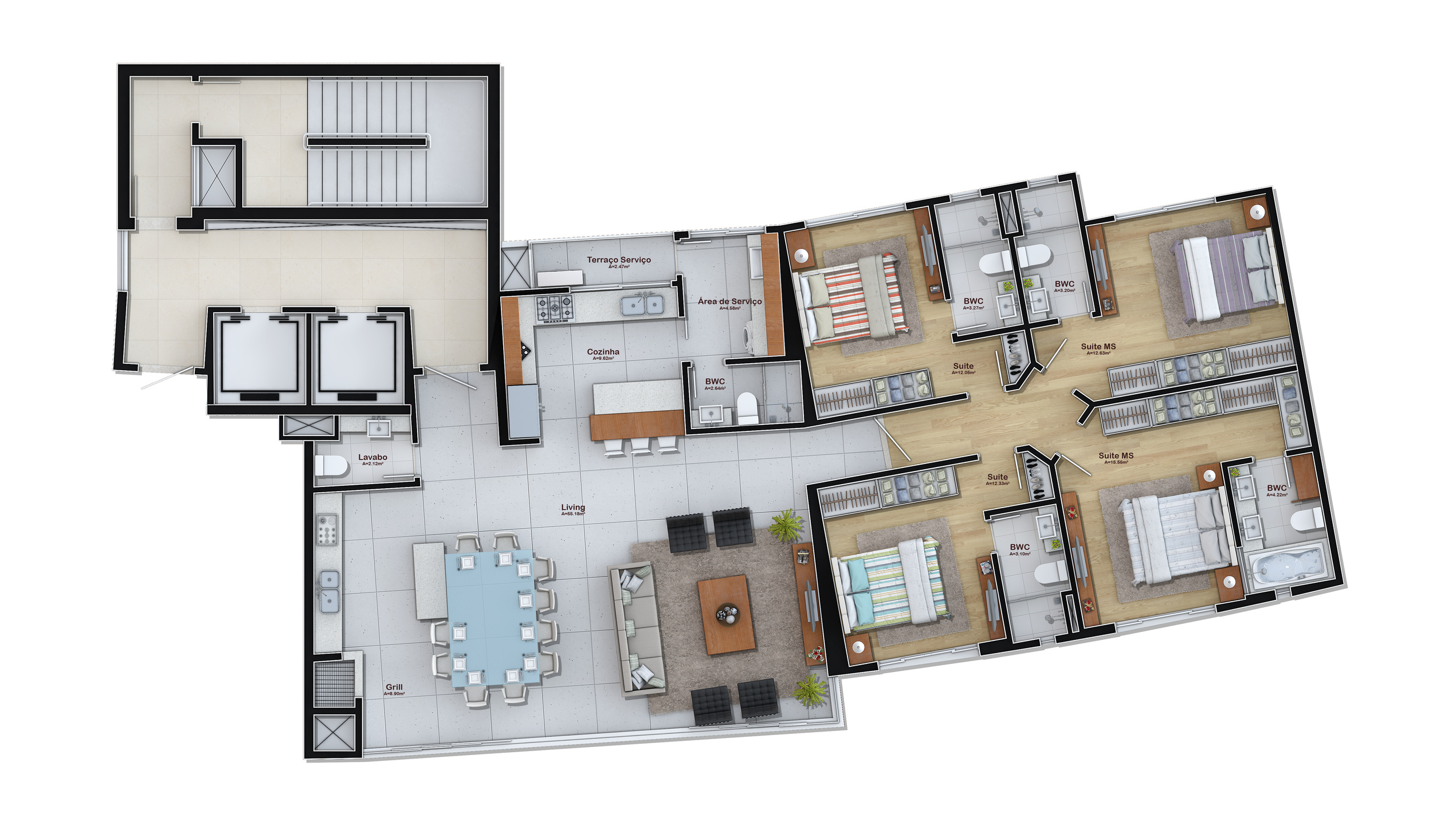 Apartamento 1